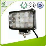 45W à LED de 6 pouces carrés Feux de route