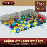 SGS sécurité Intéressant Indoor Playground (T1270-8)