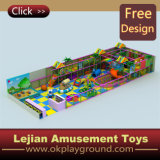 Les enfants de terrain de jeux intérieur fournisseurs (T1270-3)