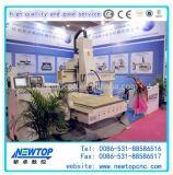 Máquina del ranurador del CNC de la carpintería de los muebles (w1325)
