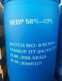 Ácido 1-Hydroxyethylidene-1, 1-Diphosphonic HEDP de la buena calidad el 60% y el 98%