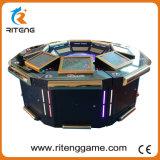 Roulette elettroniche della scanalatura del casinò del gioco di Bingo con il ricettore del Bill