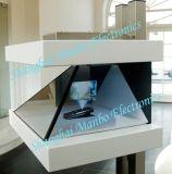 270 gradi di 3D Hologram Display Showcase/Holographic Showcase/Holocube/Holo Projector