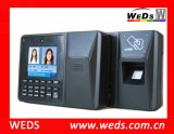 3.5 Inches Color LCD를 가진 지문 Time Attendance System