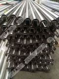 Tubo AISI201 dell'acciaio inossidabile della scanalatura