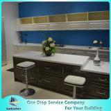 Laca modular moderna e gabinete de cozinha acrílico