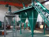 Mezclador doble vertical del cono del tornillo para el polvo seco
