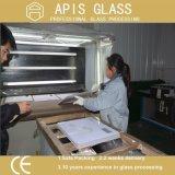 Customizewd Silk Drucken-ausgeglichenes Glas für Küche-Gerät