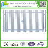 영국 Market를 위한 직류 전기를 통한 Steel Perimeter Security Palisade Fence