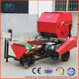 Machine mobile de module de paille de coton