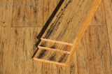 De verontruste Bevloering van het Bamboe
