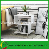 Petite table basse bon marché de coin de sofa de salle de séjour
