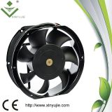 Xyj 172mm 17251 12V 24V 48V Converter Ventiladores de refrigeración