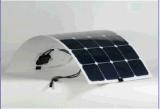 Diplômée par le panneau solaire semi flexible de la haute performance 100W 18V Sunpower de Ce ISO