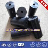 Amortecedor moldado borracha da doca da altura do preto 88mm para a segurança