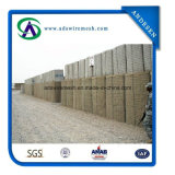 Hescoの溶接された要塞、Hescoの障壁、防御的な障壁