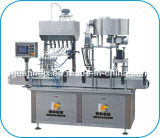 Liquid automatico Filler con Capping Labeling per Various Bottles