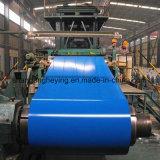 Toiture en acier galvanisée par A653 d'ASTM Steel/PPGI Coil/PPGI avec 750-1250mmwidth