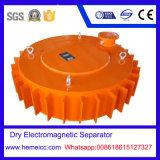 Droge Zelfreinigende Elektromagnetische Separator voor het Verwijderen van Ijzer