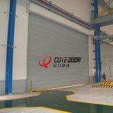 Новый Н тип дверь автоматического секционного гаража промышленной обеспеченностью нутряная
