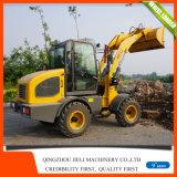 Zl15-1500kg de Machine van de Lader in China wordt gemaakt dat