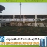 La estructura de acero de la construcción de Estación de Metro (JDCC-SW144)
