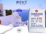 SGS Erkende Fabrikant van het Dioxyde van het Rutiel/van het Titanium Anatase van China