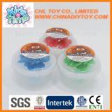 Mastic changeant de gosses de couleur non toxique ultra avec la boîte en plastique