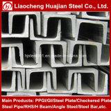 Chaîne d'acier au carbone perforée en U Type Shape