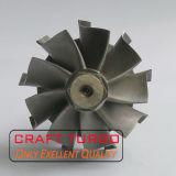 Asta cilindrica della rotella di turbina di Gt17 434714-0004