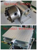 Мини-Portable волокна лазерная маркировка машины