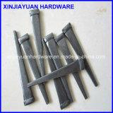 commercio all'ingrosso Polished del chiodo di taglio del piatto d'acciaio 50lb/CTN
