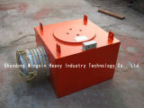 Rcda - separador magnético refrigerar de ar eletro para a remoção do ferro
