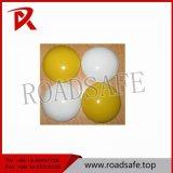Ojo de gato del camino Color amarillo Etiqueta de camino de cerámica