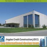 Entrepôt et construction structuraux en acier préfabriqués professionnels