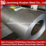 El material de construcción G90 galvanizó la bobina de acero con estándar de ASTM