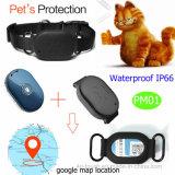 Neueste IP66 imprägniern Mini-GPS-Verfolger mit PAS-Funktion Pm01