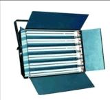 Luz principal movente da lavagem de Nj-S da luz do feixe do diodo emissor de luz da luz fresca Tricolor do estúdio