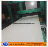 PPGI con la capa plástica de la película de la protección del PVC