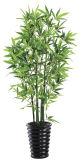 Plantas artificiales superventas del bambú artificial Gu-Yy0428-4 de la planta