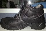 Nmsafety Prix bas fendu de vache en cuir Chaussures de sécurité du travail