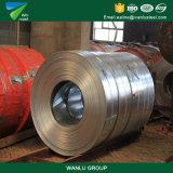 El primer baño caliente de las bobinas de banda de acero laminado en frío procedente de China
