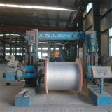 중국 전체적인 판매 알루미늄 Cald 강철 물가 철사 (7*3.2MM)
