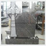 Pietra tombale del granito della natura per la memoria