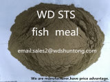 Fischmehl für Tierfutter-Protein-Puder