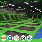 30 Years Manufacture Experienceの2015熱いSale Highquality Colorful Kids Indoor Trampoline Bed