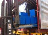 Fabricación de goma de la banda transportadora en China