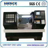 China CNC-Drehbank Fanuc Controller CNC, der mit hydraulischer Klemme Ck6150t sich dreht