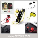 Le meilleur bruit annulant l'écouteur stéréo d'écouteur de Bluetooth V4.2 de sport sans fil