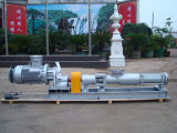G30-2 Stainless Steel Chemical Screw Pump